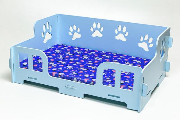 Cama pet para s cachorros cães e gatos sofá mdf