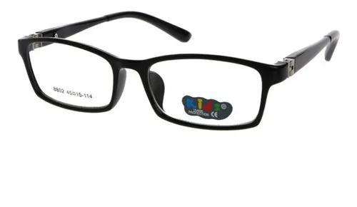 Armação de óculos infantil de acetato unissex - várias