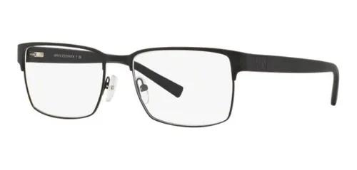 Armação oculos grau armani exchange ax1019 6063 54 preto
