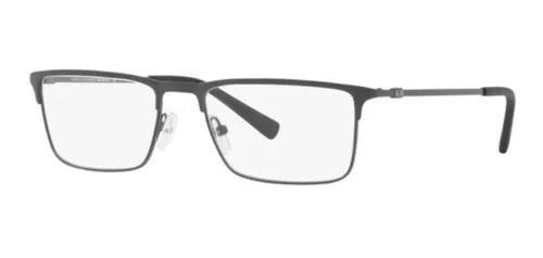 Armação oculos grau armani exchange ax1035l 6112 54 cinza