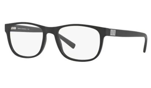 Armação oculos grau armani exchange ax3034l 8078 preto