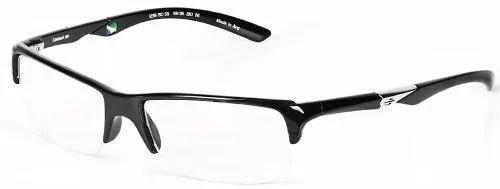 Armação oculos grau mormaii camburi air 123521055 preto