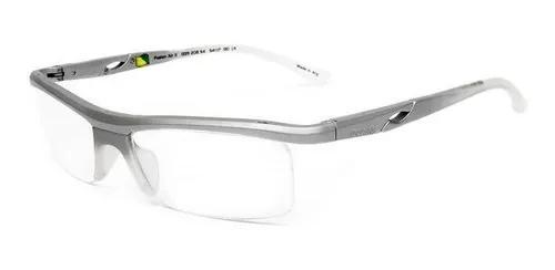 Armação oculos grau mormaii fusion air 2 133920854 prata