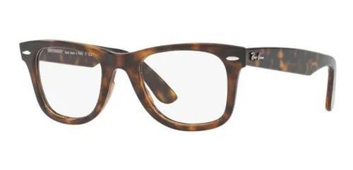 Armação oculos grau ray ban rb4340v 2012 wayfarer 50