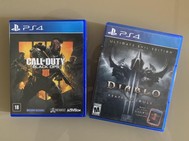 Call of duty black ops 4   diablo iii