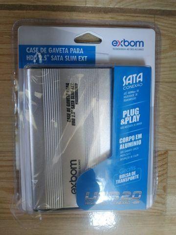 Hd externo usb portatil 500gb novinho notebook,video game