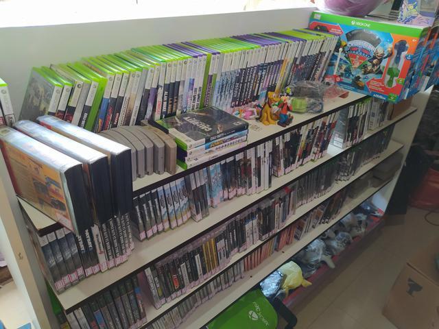 Jogos de xbox 360, xbox one, ps3, ps4