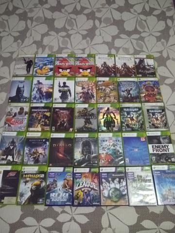 Jogos de xbox 360 originais
