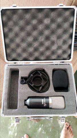 Microfone condensador lyco el100u