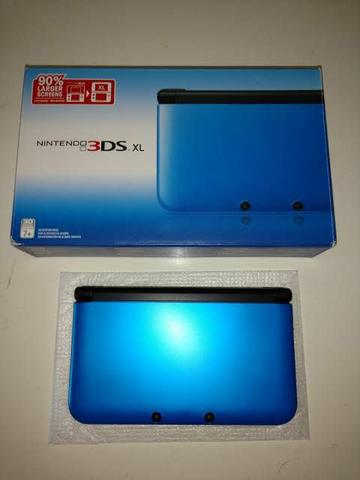 Nintendo 3ds xl desbloqueado completo