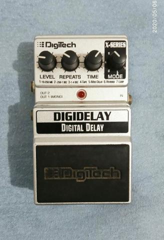 Pedal de guitarra Digitech Digital Delay