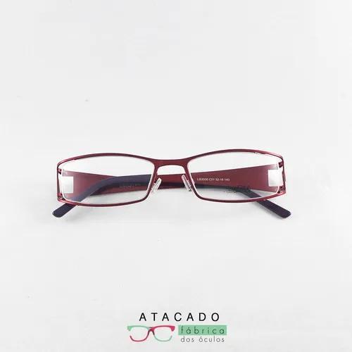 Promoção armação óculos luciana gimenez vermelho