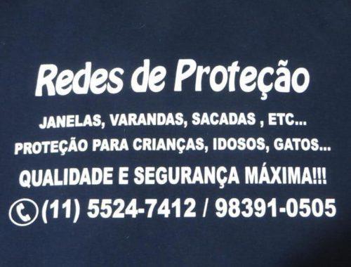 Redes de proteção em perdizes, (11) 5524-7412