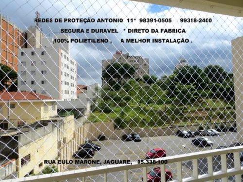 Redes de proteção no jaguaré, (11) rua eulo maroni, (11)
