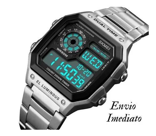 Relógio masculino digital skmei 1335 original