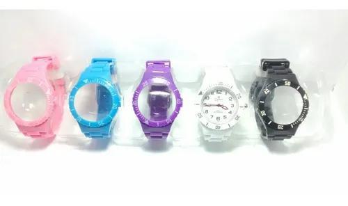 Relógio troca pulseira masculino f