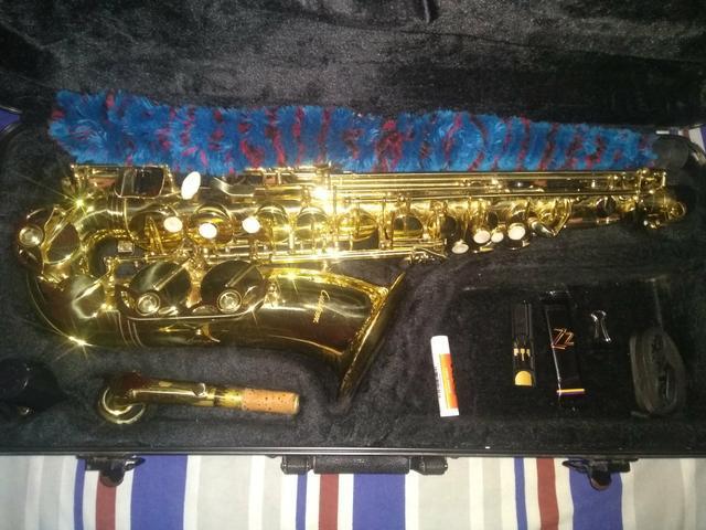 Saxophone alto custon *valor a negociar