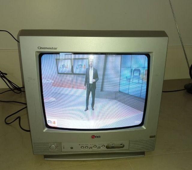 "Tv tubo 14"" lg"