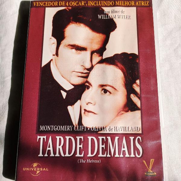 Tarde demais (william wyler, 1949)