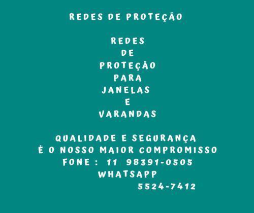 Telas de Proteção na Av. Interlagos 1609, Inter Club, (11)