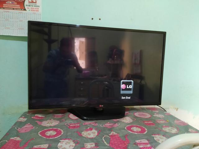 Tv lg 42 digital - com usb e hdmi - não é smart