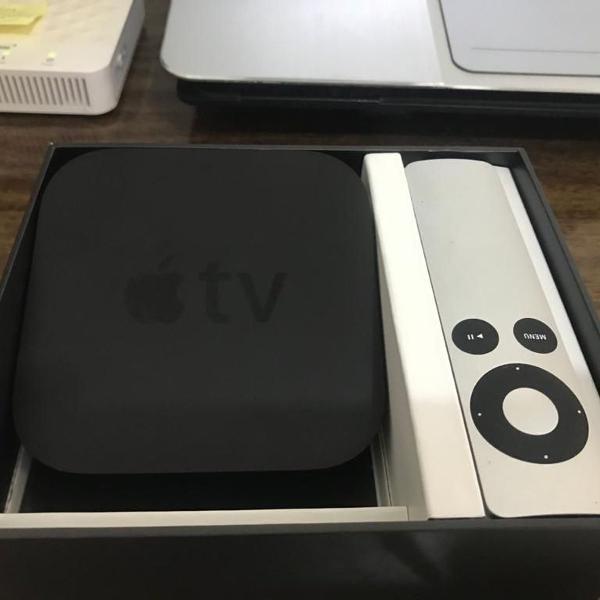 Apple tv 3a geração a1469 1080p na caixa!