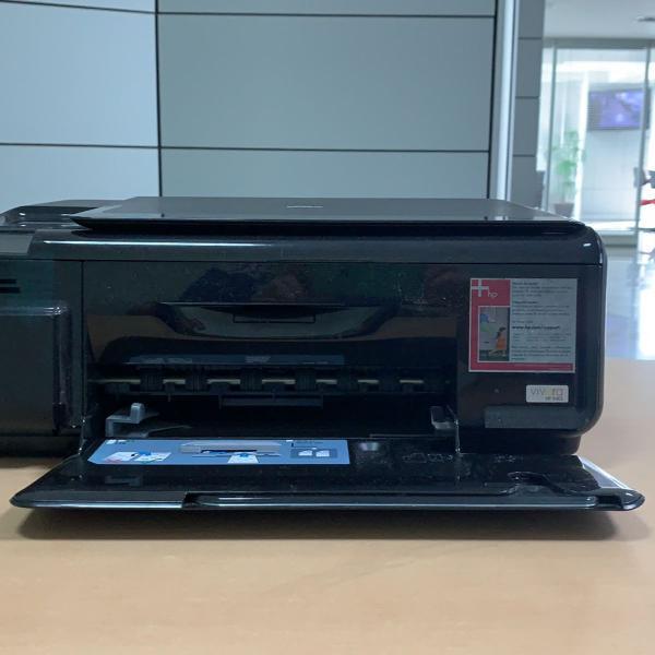 Impressora scanner copiadora multifuncional hp photosmart