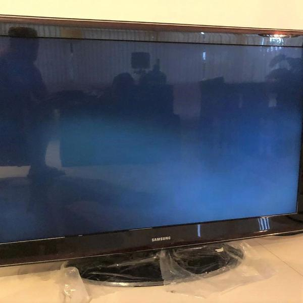 Tv lcd 52' samsung full hd