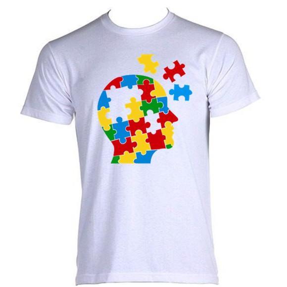 Autismo camiseta personalizada