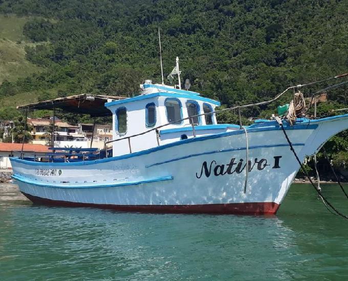 Barco turismo