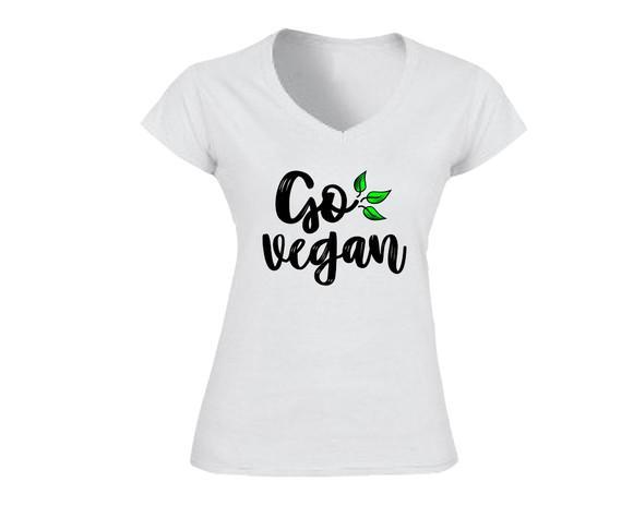 Baby look go vegan! veganismo, bonita, barata