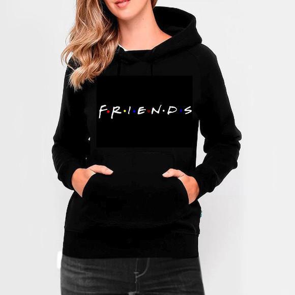 Blusa de moletom friends
