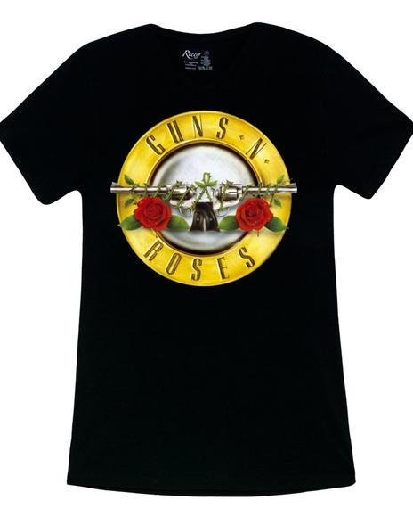 Camiseta guns n`roses