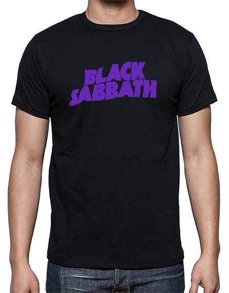 Camiseta black sabbath - ozzy - banda de rock