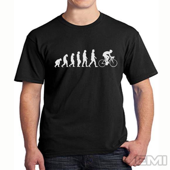 Camisetas evolução bike bicicleta