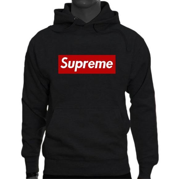 Moletom casaco blusa supreme skateboard promoção