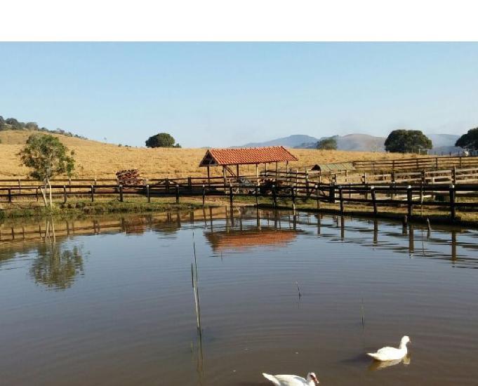 Sitio de 17 alqueires no vale do paraíba r$ 870.000,00