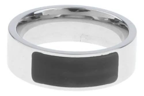 Anel inteligente multifuncional nfc anel digital com dedo in