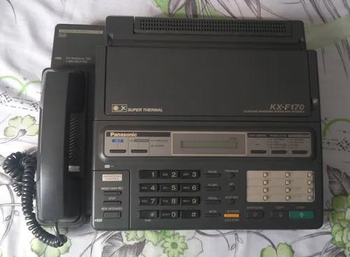 Aparelho fax panasonic kx-f170 no estado
