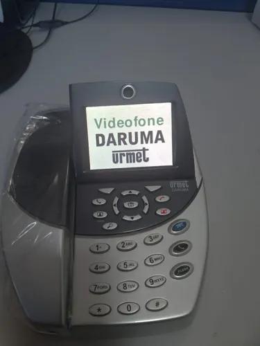 Aparelho telefonico daruma v200 c/ identificador de chamadas