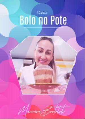 Apostila/curso de bolo no pote gourmet
