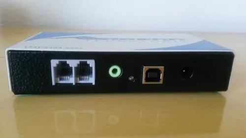 Bina fsk/dtmf com gravador telefonico (mp3) - para 2 linhas