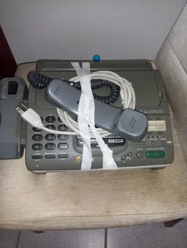 Combo fax central telefonica scanner hp panasonic si
