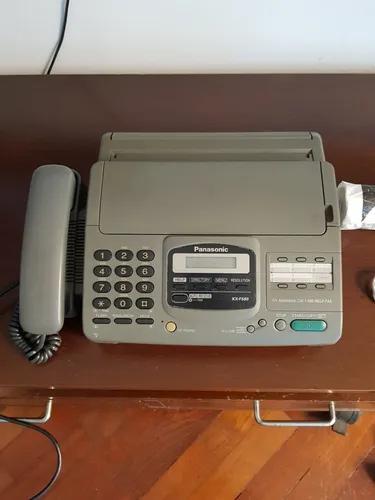 Fax panasonic kx- f580 tudo ok funcionando estado ok + brind