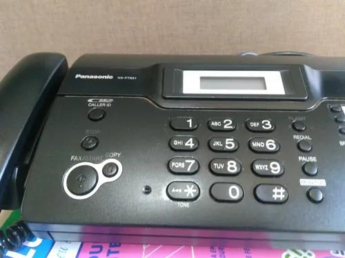 Fax panasonic kx ft 931