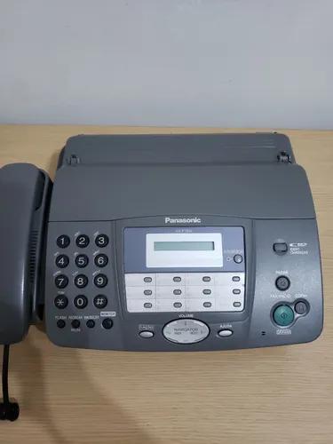 Fax panasonic kx-ft902 - papel térmico - estado de zero