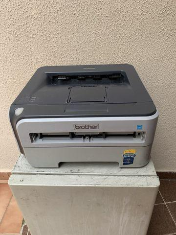 Impressora laser brother hl 2170w com wifi. revisada e com