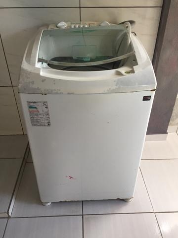 Máquina de lavar roubar para retirada de peças