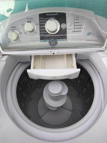 Máquina de lavar roupas g.e 15kg