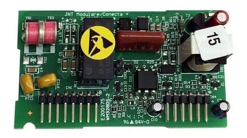 Placa 1 tronco (linha) intelbras pabx modulare conecta+